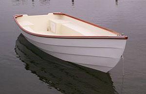 Dory Boat Duxbury dory company: builders of fiberglass, lapstrake ...
